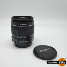 canon Canon 18-55mm Lens - In Goede Staat