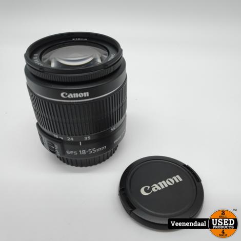 Canon 18-55mm Lens - In Goede Staat