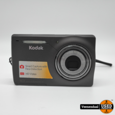kodak Kodak Retinar Digitale Camera 10 Megapixel Zwart - In Prima Staat