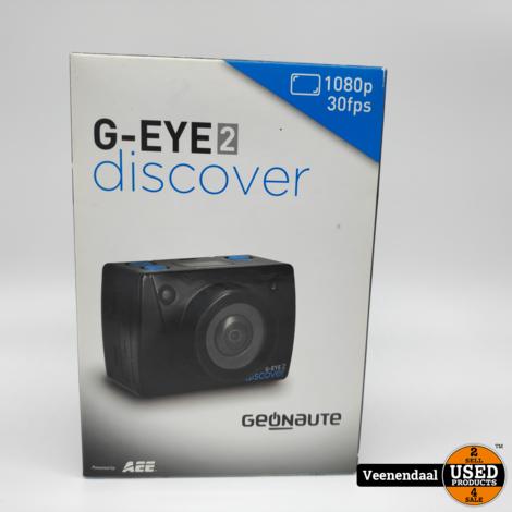 G-EYE2 Discover - GoPro - Actie Camera - Nieuw!