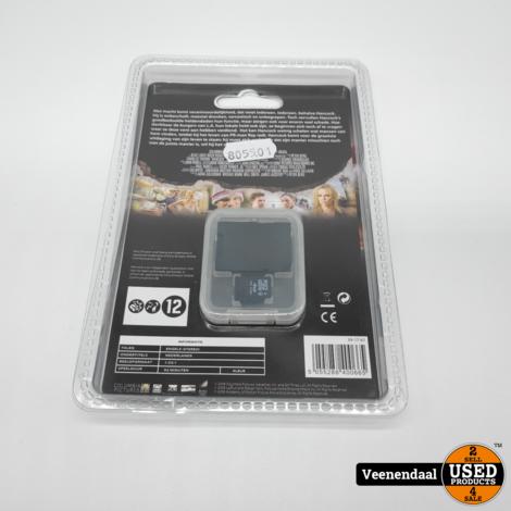 Micro SD 4GB Kaart met Hancock Film - Nieuw