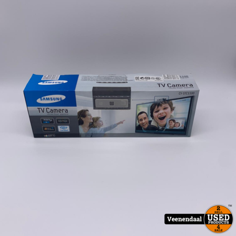 Samsung CY-STC1100 TV Camera voor Smart TV - In Nette Staat