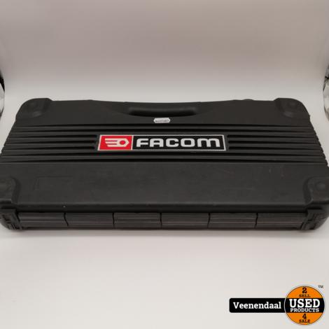Facom Gereedschappen RS.430E Ratel en doppen | Set | 1/2 inch | 30-delig - Nieuwstaat