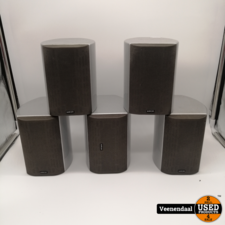 Audio Audio Pro Speaker - Bravo Allroom System - 10-100W 8-ohm - Audiophile Surround Sound - Gebruikt