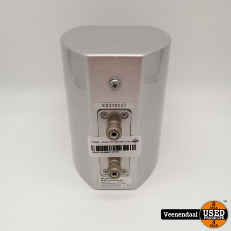 Audio Pro Speaker - Bravo Allroom System - 10-100W 8-ohm - Audiophile Surround Sound - Gebruikt