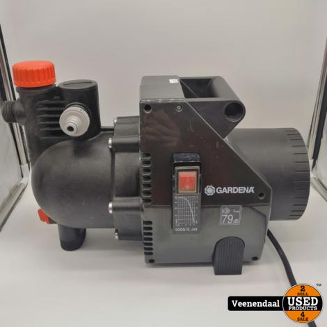 Gardena 4000/5 Jet Electrische Waterpomp