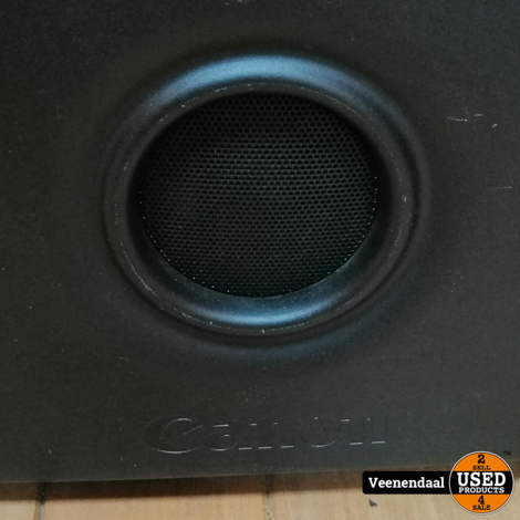 Canon S-B20 Subwoofer - In Prima Staat