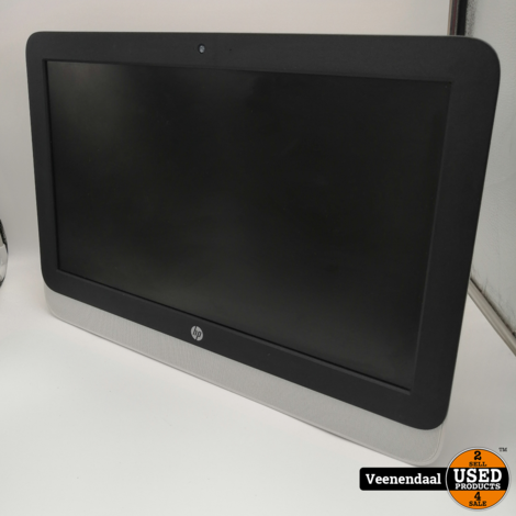 HP 20-R100nd All in one - In Goede Staat