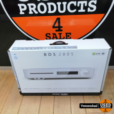 Harman Kardon Harman Kardon BDS 280S 2.1 AV- Receiver Met 4K Blu-Ray Speler Nieuw!