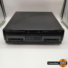 Kenwood Kenwood Dubbele Cassette Deck X-56