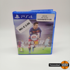 sony Fifa 16 PS4 Game - In Goede Staat