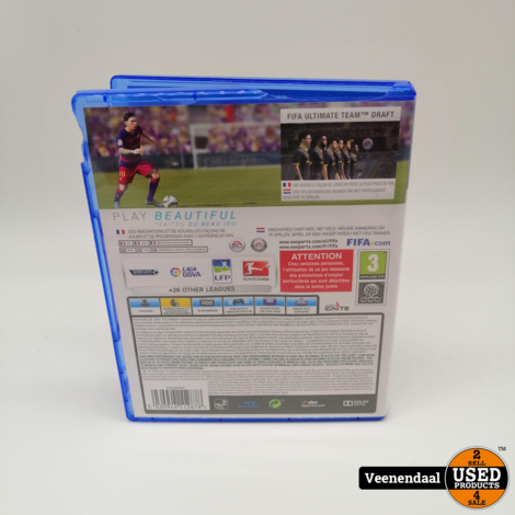 Fifa 16 PS4 Game - In Goede Staat