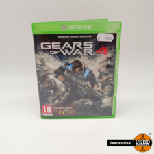 sony Gears of War 4 Microsoft Xbox One Game - In Prima Staat
