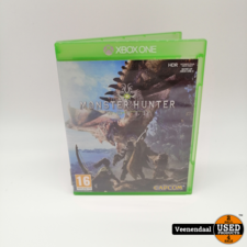 sony Monster Hunter World Microsoft Xbox One Game - In Prima Staat