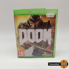 microsoft Doom Microsoft Xbox One Game - In Prima Staat