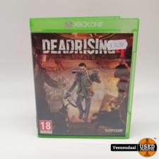 microsoft Deadrising 4 - Microsoft Xbox One Game - In Prima Staat