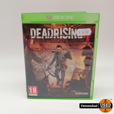 Deadrising 4 - Microsoft Xbox One Game - In Prima Staat