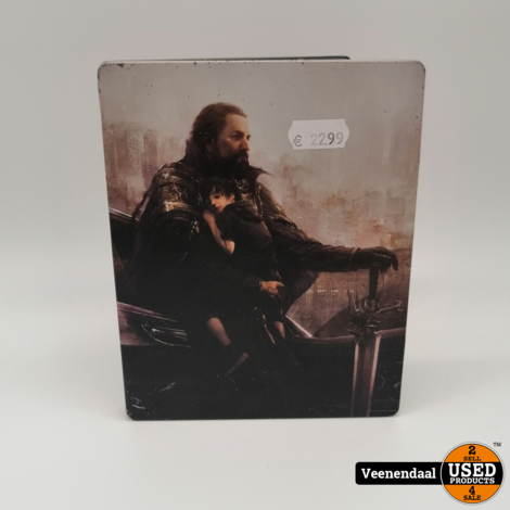 Final Fantasy XV Steelbook Edition Microsoft Xbox One - In Prima Staat