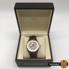 Earnshaw Earnshaw ES-8037-04 Heren Horloge Automatic - In Uitstekende Staat