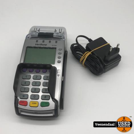 Pinautomaat Verifone VX520 - 6 MND OUD - Nette Staat