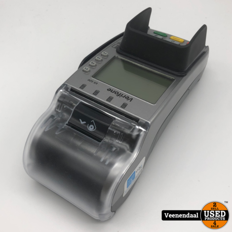 Pinautomaat Verifone VX520 - 6 MND OUD - Nette Staat
