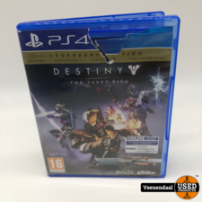 PS4 Destiny The Taken King PS4 Game - In Prima Staat
