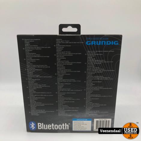 Grundig Bluetooth Koptelefoon - Nieuw