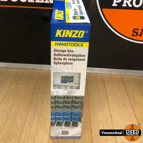 Kinzo Gereedschapswand 43-Delig - Nieuw