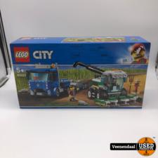 Lego Lego Maaidorser Transport 60223 - Nieuw