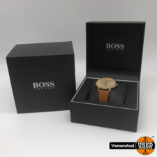 Hugo Boss Hugo Boss Jillian Goud Dames Horloge 1502411 - NIEUW
