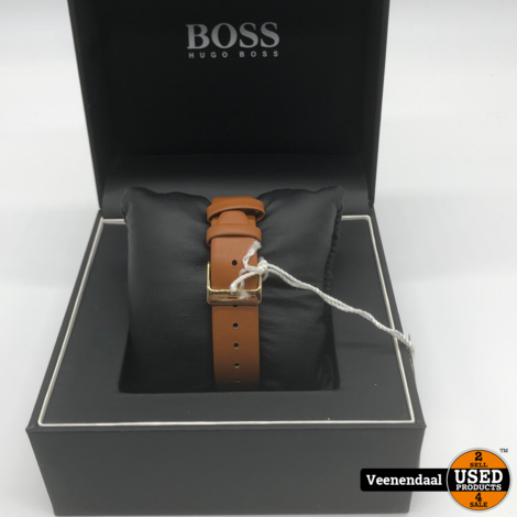 Hugo Boss Jillian Goud Dames Horloge 1502411 - NIEUW