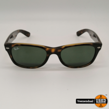 Ray-Ban Ray-Ban RB2132 Unisex Zonnebril - In Goede Staat