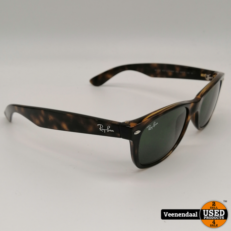 Ray-Ban RB2132 Unisex Zonnebril - In Goede Staat