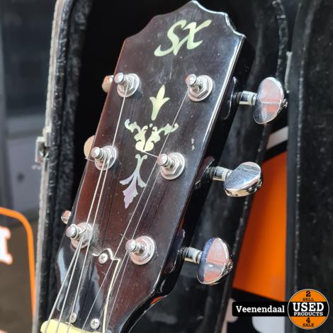 SX Banjo Gitaar - In Prima Staat