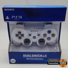 Sony Sony Dualshock 3 Wireless Controller PS3 Wit - Nieuw