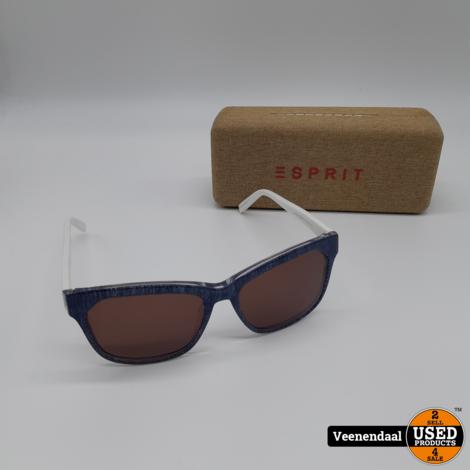 Esprit Unisex Zonnebril - In Goede Staat
