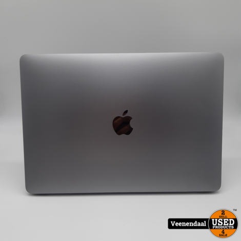 Macbook Air 13 Inch 2019 - 8GB/256SSD - In Nette Staat + Apple Care+ 2022