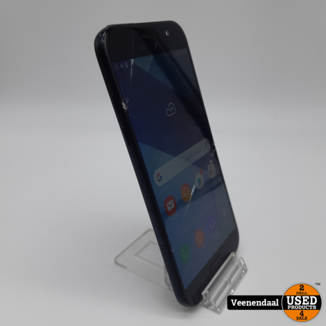 Samsung Galaxy A5 2017 32GB Black - In Gebruikte Staat