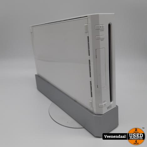 Nintendo Wii Spelcomputer - In Prima Staat