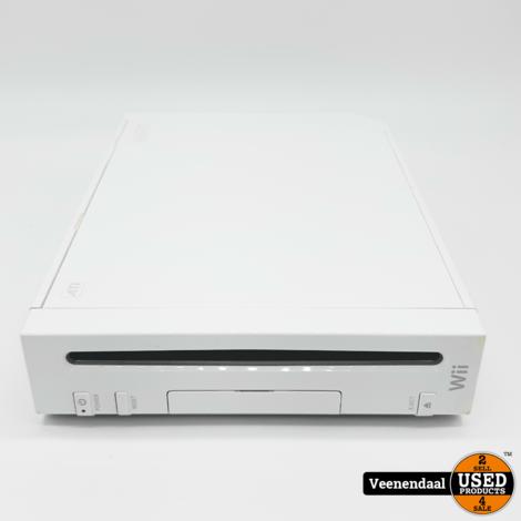 Nintendo Wii Spelcomputer - Incl Controller - In Goede Staat