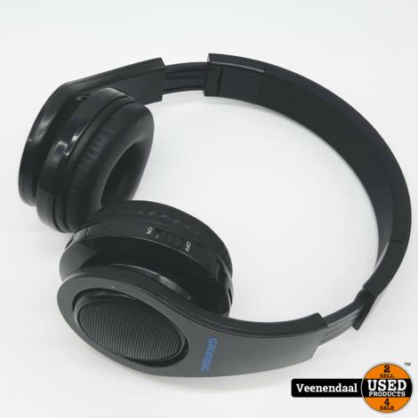 Grundig Koptelefoon - Stereo - Bluetooth - In Goede Staat
