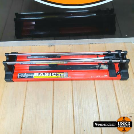 Battipav Basic Plus 40 Tegelsnijder - In Goede Staat