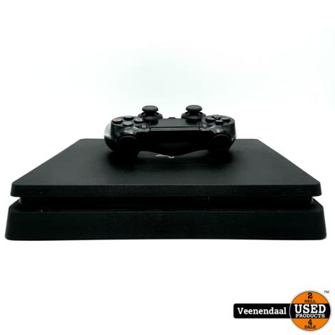 Sony Playstation 4 Slim 500GB - In Nette Staat