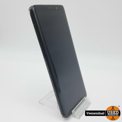 Samsung Galaxy S9 64GB Black  - In Gebruikte Staat