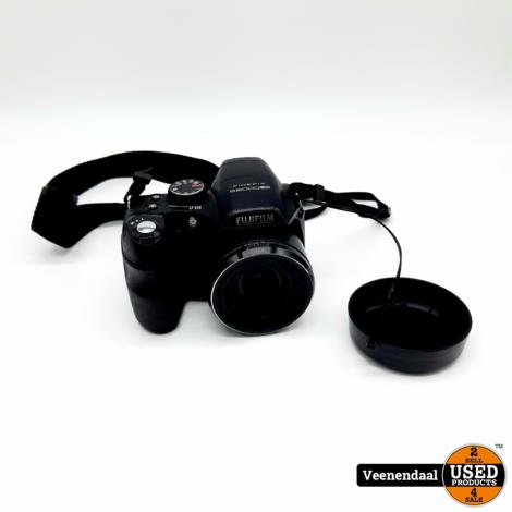 FujiFilm Finepix S2000HD Camera 10 MP 15x - In Goede Staat