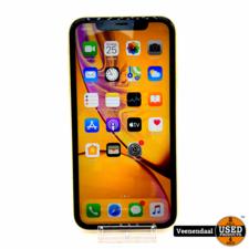 Apple Apple iPhone XR 64GB Geel Accu 91% - In Prima Staat