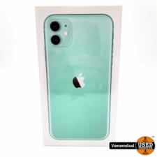 Apple Apple iPhone 11 64GB Groen - Nieuw in Seal