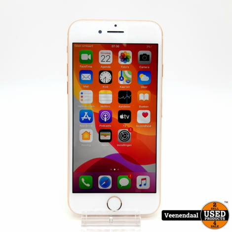 Apple iPhone 8 64GB Gold - In Goede Staat