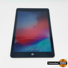 Apple iPad Air 32GB Space Gray Wifi + 4G 9.7 Inch - In Prima Staat
