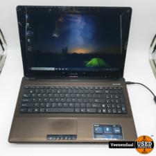 asus Asus K52F 4GB Windows 10 - In Goede Staat